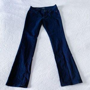 LOFT Modern Sexy Bootcut Jeans